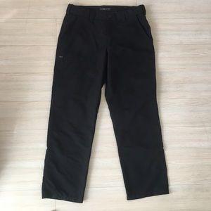 5.11 Tactical Black Patrol Cargo Pants 34x32